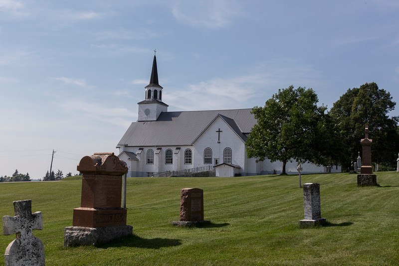 St. George's Parish Church and Cemetery, PEI