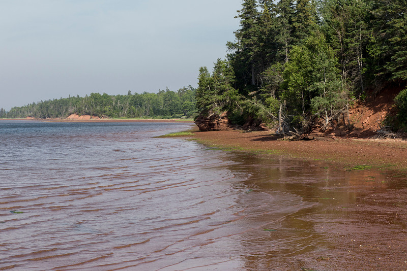 Boughton River, near St. George, PEI - near Morrison land.