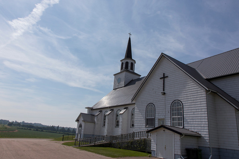 St. George's Parish Church, PEI