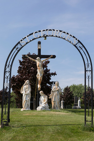 St. George's Parish Cemetery, PEI