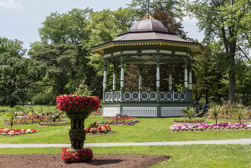 Hailfax City Garden