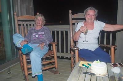 Joan's birthday party