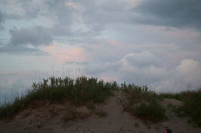 Ocracoke before the storm