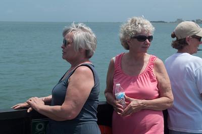 Ferry ride to Ocracoke