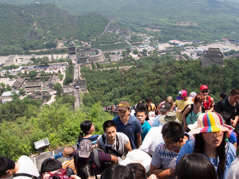 The Great Wall at Ju Yong Guan