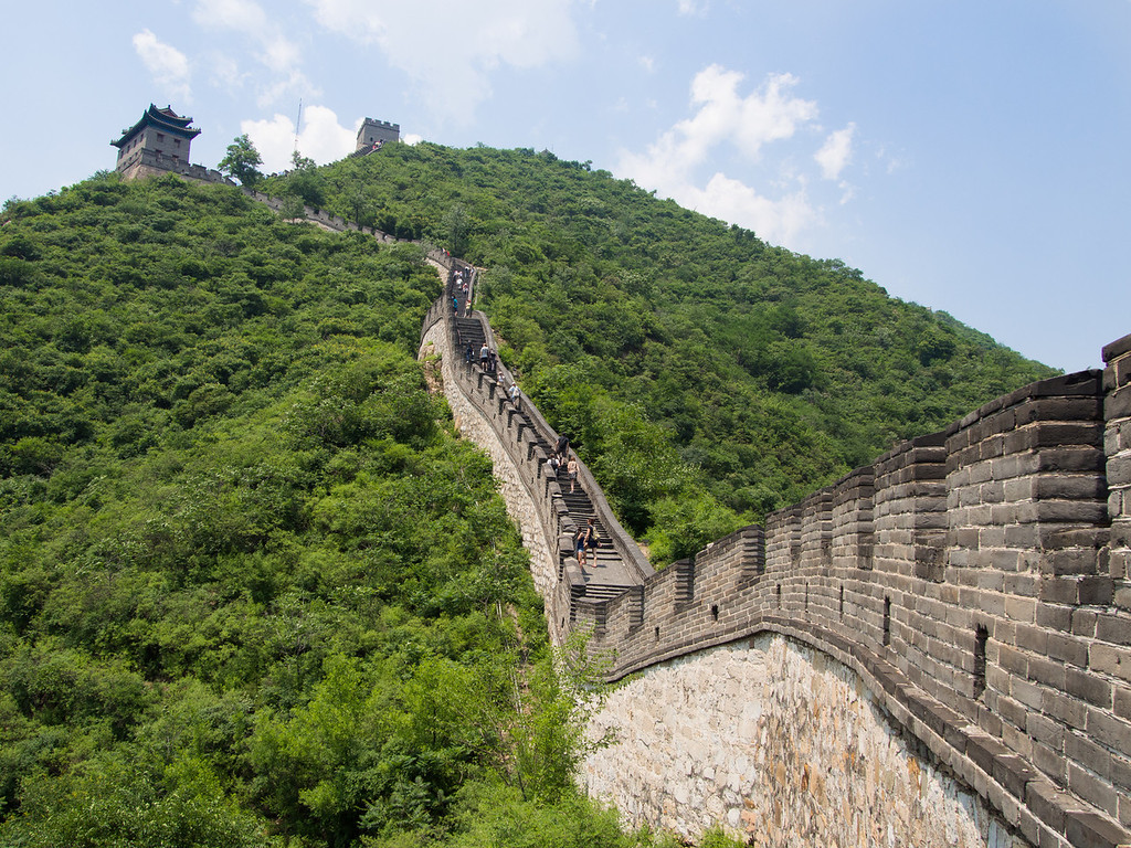 The Great Wall at Ju Yong Guan