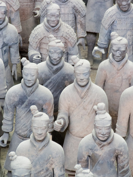 Terra Cotta Warriors Pit 1