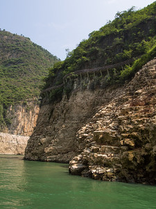 小三埉  lesser three gorges,