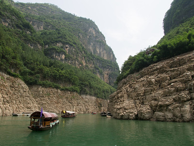 小小三埉 lesser lesser three gorges