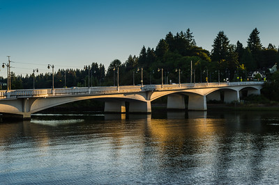 4th Avenue Bridge, Olympia, Washington