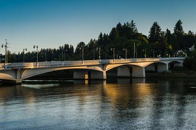 4th Avenue Bridge, Olympia, Washington