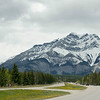 More scenes along Trans-Canada Highway in Banff