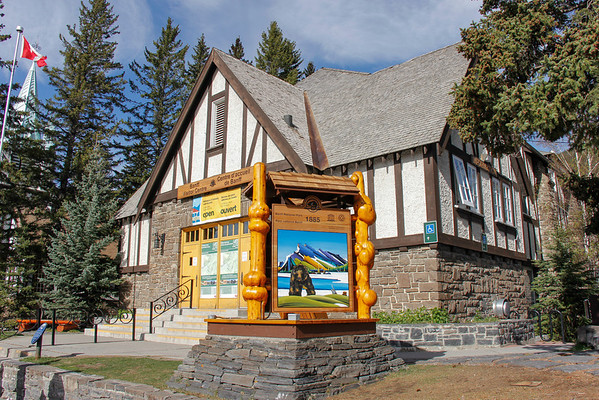 Banff Visitor Center