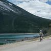 Bicycling the Lake Minnewanka Loop Drive