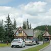 Banff Park Entrance Gate