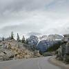 Continuing along the Icefields Parkway