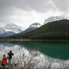 Lower Waterfowl Lake