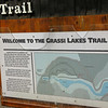 Beginning of Grassi Lakes Hike