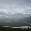 Overlooking the Reservoir