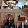 Lobby at The Fairmont Chateau Lake Louise