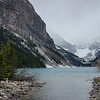 Different colors of Lake Louise
