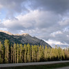 Scenery in Banff National Park