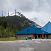 Yoho National Park Visitors Centre, Alberta, Canada
