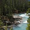 Kicking Horse River at Natural Bridge