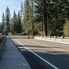 Bridge crossing South Fork Merced River near Wawona Hotel