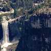 Vernal Fall view at Washburn Point