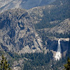 Nevada Fall from Glacier Point