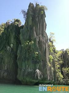 Cadlao Lagoon Limestones