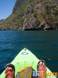 Kayaking Cadlao