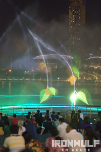 Songs of the Sea, Marina Bay Sands