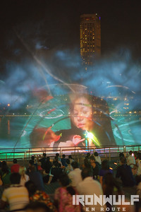 Songs of the Sea, Marina Bay Sands