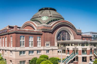 Union Station in Tacoma, Washington