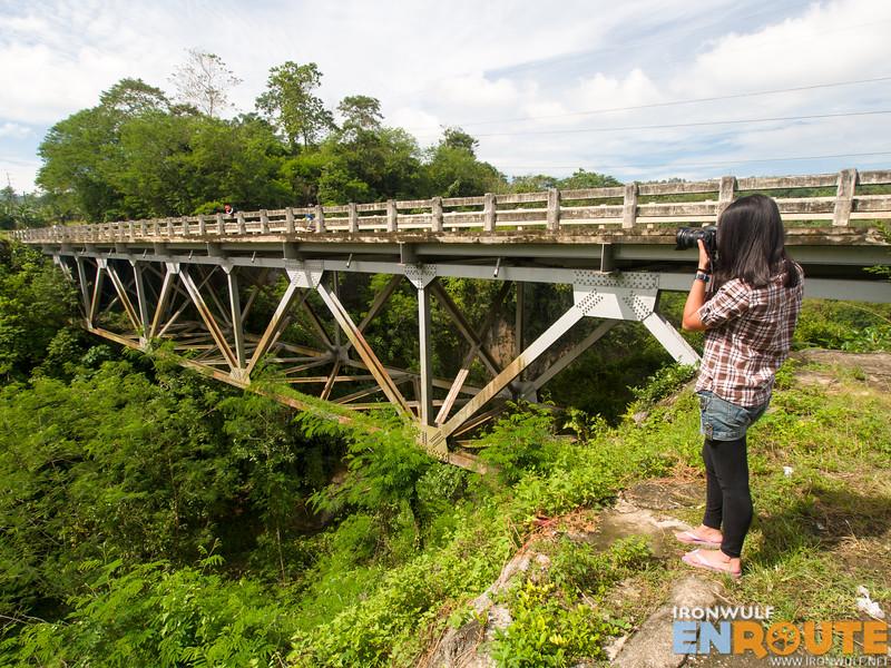 Pulangi bridge