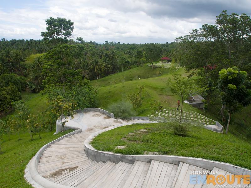Tagum's San Agustin Botanical Garden