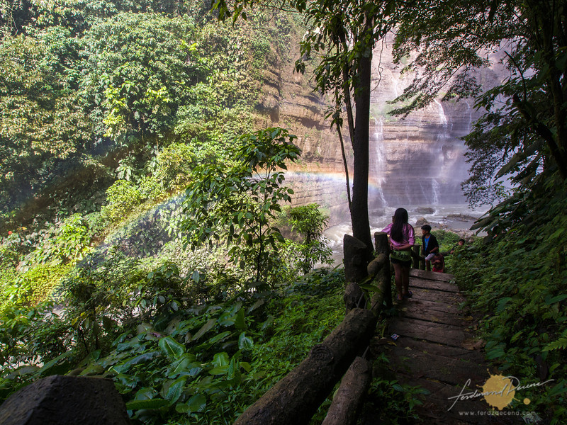 Following the rainbow, the path to Hikong Bente