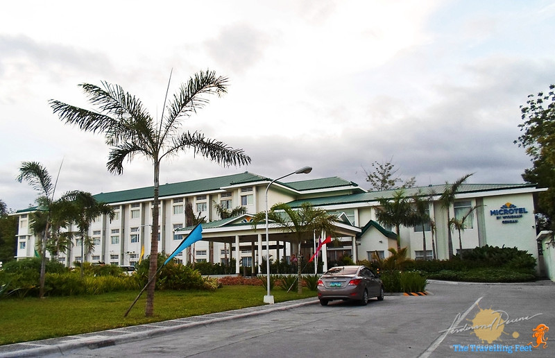 Facade of Microtel General Santos