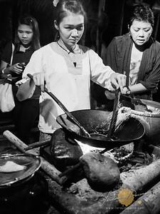 Bajau House Cooking Jala Cookies