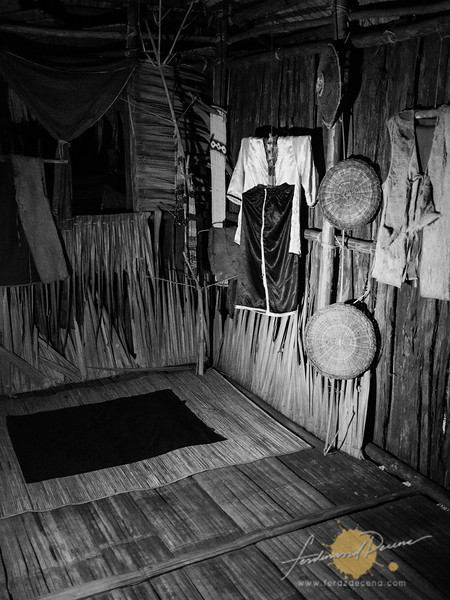 A room in the Lundayeh House