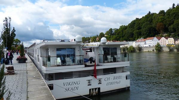 Skadi in Passau