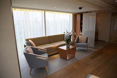 Viking Skadi Interiors, Sitting Area in Atrium