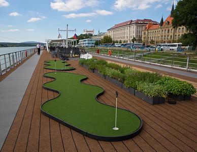 Top Deck, Skadi, in Bratislava