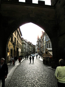 Afternoon trip to Prague, capital of the Czech Republic.
