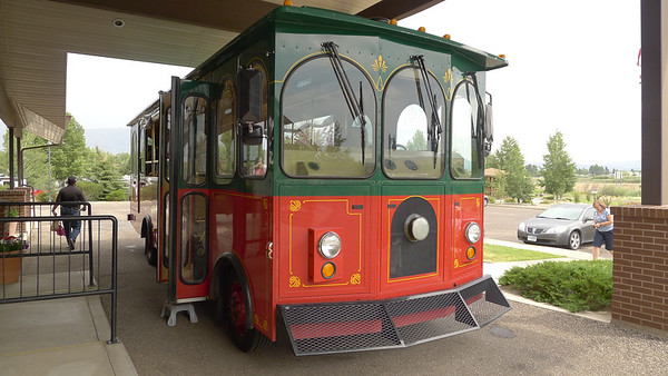 Butte Trolley