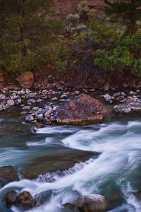 Gardiner River - Yellowstone