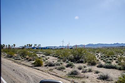 Inside the Mojave National Preserve