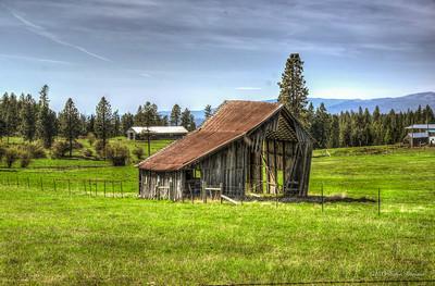 Near Lake Coeur d'Alene, Idaho